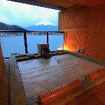 Private Open air bath