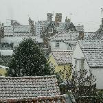 Snowy Southwold!