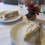 la torta di ricotta