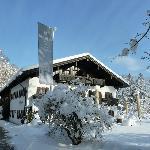 Der Klosterhof Westseite