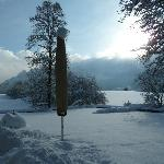 Blick Richtung Lattengebirge/Predigtstuhl