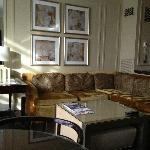 Living area / den