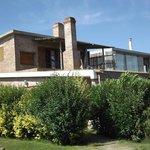Sacada / Terraço / telhado verde com grama