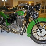 Eds MC- and Motormuseum for veteran motorbikes