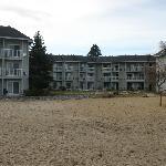 Habitaciones en la playa
