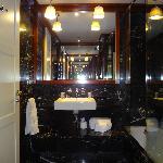 A huge bathroom