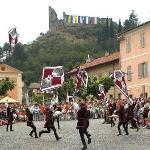 Photo de Ostello del Conte Rosso