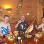 Raclette, a winner!!