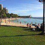 Waikiki beach !