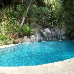 Spring water pool....so refreshing and relaxing!