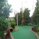 kilauea mini golf