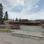 Frank Lloyd Wright Building in Whitefish
