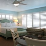 New in 2013 - ALL new rooms and suites look like this.