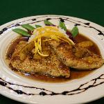Orange Balsamic Chicken