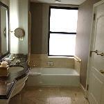 Executive Bath - Tub side
