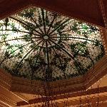Tiffany skylight