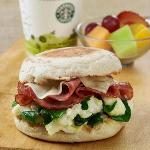 Counting Calories try the Healthy Start Egg White Sandwhich
