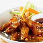 Bistro Chicken Wings