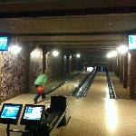 Bowling in One Ski Hill Place