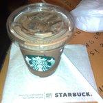 cold cafe mocha...