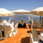 allestimento per wedding party
