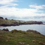 Northernmost coast of Ireland.