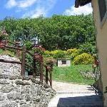 """Il """"Borgo"""" fiorito"""