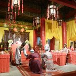 Ming Dynasty Wax Museum