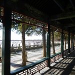 Summer Palace long walkway