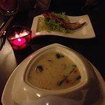 Soup always good