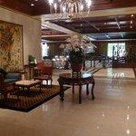 Lobby at Grand Lapa