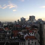 Room with a View - The Hague at early Morning