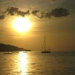 Puesta de Sol de Playa Hermosa
