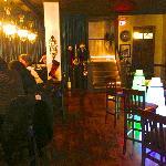 Bar at Voulez Vous