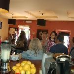 Inside at Coopers Bar Bistro