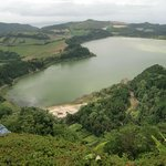 Walk down to the Furnas