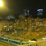 Vistas desde la habitación (estación)