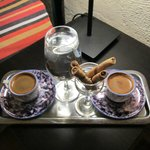 Turkish Coffee From the Owner