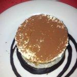 Dessert (mascarpone cheese cake)