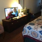 new tv in my room