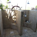Outdoor Shower