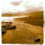 Beautiful beaches to walk