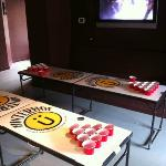 beer pong tables for fun