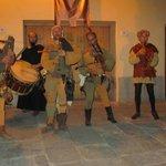 Laterina, middeleeuws festival elk jaar eind juli