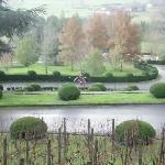 Parc vu du Chateau