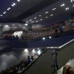 Upper stalls in the theatre