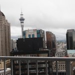 View of Sky Tower