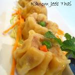 Kanom Jeeb Thai