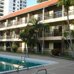 new name is Rayong Boutique Hotel