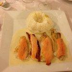 very good smoked salmon